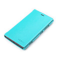 Чехол книга Rock Big City Light Blue для Nokia Lumia 920(#1)