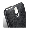 Кожаный чехол Melkco Leather Case Black LC для HTC One E8 Ace(#4)
