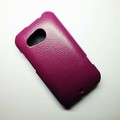 Кожаный чехол Melkco Leather Case Purple LC для HTC Desire 200(#2)