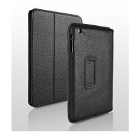 Кожаный чехол книга Yoobao Executive Case Black для Apple iPad mini