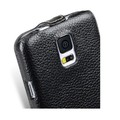 Кожаный чехол Melkco Leather Case Black LC для Samsung G900F Galaxy S5(#4)