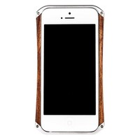 Бампер Element Case Ronin Bocote Silver для Apple iPhone 5/5S/5SE