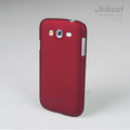Пластиковый чехол Jekod Cool Case Red для Samsung i9082 Galaxy Grand Duos(#1)