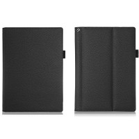 Кожаный чехол NOVA-02 Case Black для Lenovo Yoga Tablet 2 1050f