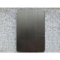 Кожаный чехол Jisoncase Smart Leather Black для Apple iPad mini