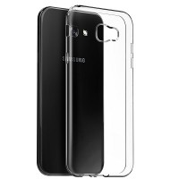 Силиконовый бампер Becolor TPU Case 0.6mm Transparent для Samsung A520F Galaxy A5 (2017)
