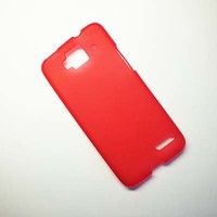 Силиконовый чехол Becolor Red Mat для Alcatel One Touch Idol Mini 6012X