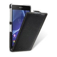 Кожаный чехол Melkco Leather Case Black LC для Sony Xperia Z2 L50t