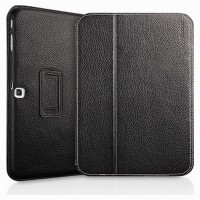 Кожаный чехол Yoobao Executive Leather Case Black для Samsung Galaxy Tab 3 10.1 P5200