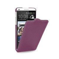 Кожаный чехол Melkco Leather Case Purple LC для HTC Desire 816