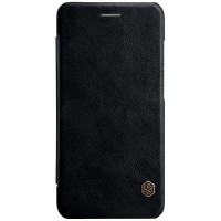 Кожаный чехол Nillkin Qin Leather Case Black для Xiaomi Mi6