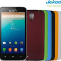 Пластиковый чехол Jekod Cool Case Black для Lenovo IdeaPhone S650(#3)