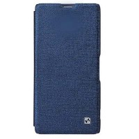 Полиуретановый чехол HOCO Star Series Case Dark Blue для Sony Xperia Z1 L39h