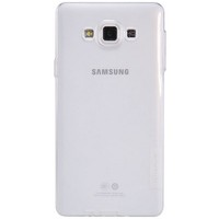 Силиконовый чехол Nillkin Nature TPU Case White для Samsung Galaxy A7