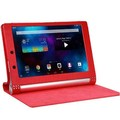 Кожаный чехол TTX Case Red для Lenovo Yoga Tablet 2 830F(#3)