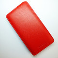 Чехол книга Armor Case Red для Lenovo A766(#1)