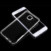 Силиконовый бампер Becolor TPU Case 0.5mm Transparent для Samsung A310F Galaxy A3 (2016)