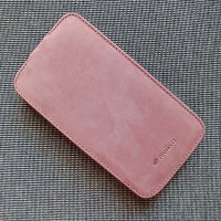 Кожаный чехол Melkco Leather Case Vintage Purple для Samsung i9500 Galaxy S4