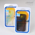 Силиконовый чехол Jekod TPU Case White для Samsung i9295 Galaxy S4 Active(#3)