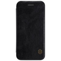 Кожаный чехол Nillkin Qin Leather Case Black для Apple iPhone 7/iPhone 8