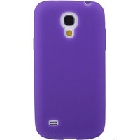 Силиконовый чехол TPU Jimy Case Purple для Samsung i9190 Galaxy S4 mini
