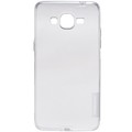 Силиконовый чехол Nillkin Nature TPU Case Grey для Samsung G530 Grand Prime(#3)