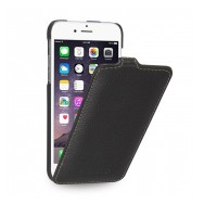 Кожаный чехол TETDED Troyes Case Black для Apple iPhone 6 Plus/6s Plus