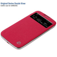 Крышка-книжка HOCO Original Series Duzzle View Pink для Samsung i9190 Galaxy S4 mini