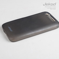 Силиконовый чехол Jekod TPU Case Black для Alcatel One Touch Idol Ultra 6033X