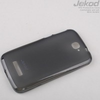 Силиконовый чехол Jekod TPU Case Black для Alcatel One Touch POP C7 7040D