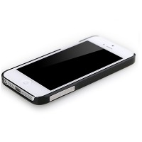 Пластиковый чехол Rock Ethereal Series Black для Apple iPhone 5/5S/5SE