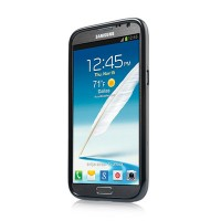 Силиконовый чехол Capdase Soft Jacket Black для Samsung N7100 Galaxy Note 2