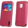 Полиуретановый чехол Usams Merry Series Pink для Samsung G870 Galaxy S5 Active(#2)