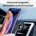 Держатель Baseus Star Ring Magnetic Car Bracket SUHQ-01 черный (#9)