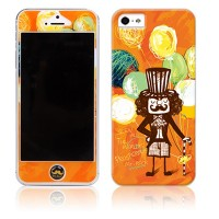 Пластиковый чехол ROCK Mr.ROCK Series 2 Air Ballon для Apple iPhone 5/5S/5SE
