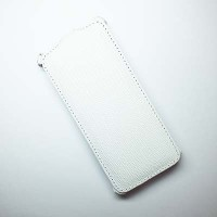 Кожаный чехол Abilita Leather Case White Snake для HTC One mini/M4