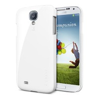 Пластиковый чехол SGP Ultra Thin Air Series Infinity White для Samsung i9500 Galaxy S4