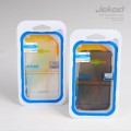 Силиконовый чехол Jekod TPU Case White для Alcatel One Touch Scribe HD 8008D(#3)