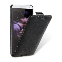 Кожаный чехол Melkco Leather Case Black LC для HTC Desire 610