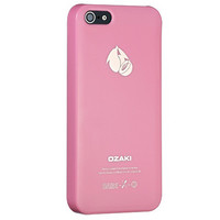 Пластиковый чехол Ozaki O!coat-Fruit Peach (OC537PH) для Apple iPhone 5/5S/5SE