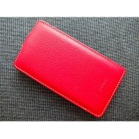 Кожаный чехол Melkco Leather Case Red LC для Sony Xperia SP M35i