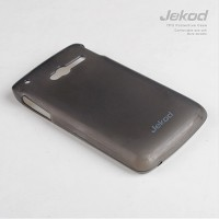 Силиконовый чехол Jekod TPU Case Black для Alcatel One Touch Scribe HD 8008D
