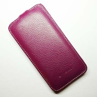 Кожаный чехол Melkco Leather Case Purple LC для HTC Desire 301/Zara mini