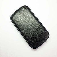 Чехол книга Armor Case Black для Alcatel One Touch POP C3 4033D