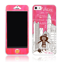 Пластиковый чехол ROCK Mr.ROCK Series 2 City для Apple iPhone 5/5S/5SE
