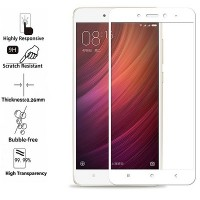 Защитное стекло Aiwo Full Screen Cover 0.33 mm White для Xiaomi Redmi Note 4
