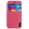 Полиуретановый чехол Usams Merry Series Pink для Samsung G870 Galaxy S5 Active(#1)