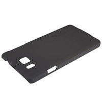 Пластиковый чехол Nillkin Super Frosted Shield Black  для Samsung G850 Galaxy Alpha