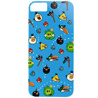 Пластиковый чехол Gear4 Angry Birds Ensemble для Apple iPhone 5/5S/5SE