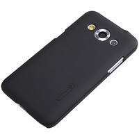 Пластиковый чехол Nillkin Super Frosted Shield Black  для Samsung G510 Galaxy Core Max